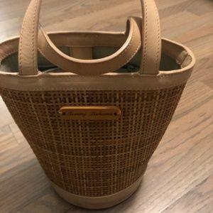 Tommy Bahama Woven Handbag